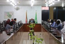 The state of Gedaref in eastern Sudanese prepares for population and agricultural censuses