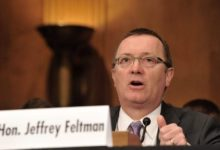 Special envoy jeffrey Feltman encourages transitional government in Sudan to hold talks ahead of...